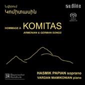 Armenian Songs: Krounk – the Crane - Hasmik Papian & Vardan Mamikonian