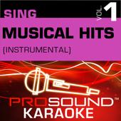 Sing Musical Hits, Vol.1 (Karaoke Performance Tracks)