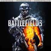 Battlefield 3 (Original Video Game Soundtrack) cover art
