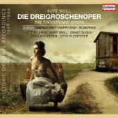 Die Dreigroschenoper (The Threepenny Opera): Prelude: Moritat von Mackie Messer [Ballad of Mack the Knife]: Und der Haifisch, der hat Zahne [Ballad Singer]