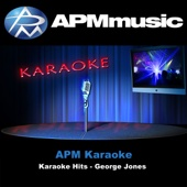Karaoke Hits - George Jones