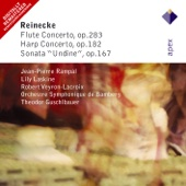 Reinecke: Concertos for Flute and Harp