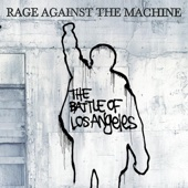 Rage Against the Machine - The Battle of Los Angeles  artwork