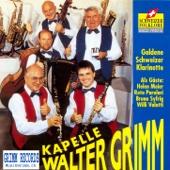 Goldene schweizer Klarinette