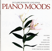 Piano Moods - 20 Classic Romantic Love Songs