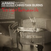 This Light Between Us (Radio Edit) [feat. Christian Burns] - Single cover art