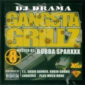 Gangsta Grillz 8 cover art