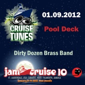 Jam Cruise 10: Dirty Dozen Brass Band - 1/9/12 cover art