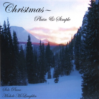 Christmas – Plain & Simple – Michele McLaughlin