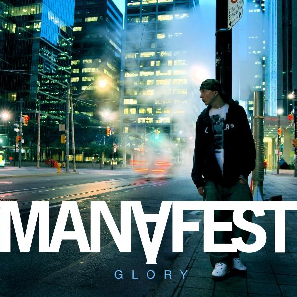 Glory Manafest CD cover