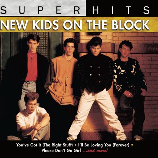I'll Be Loving You (Forever) - New Kids On the Block