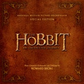 The Hobbit An Unexpected Journey Original Motion Picture Soundtrack Howard Shore Halo granie
