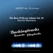 Best of Bryan Adams Vol. 01 (Karaoke Version)