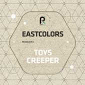 Toys / Creeper - Single cover art