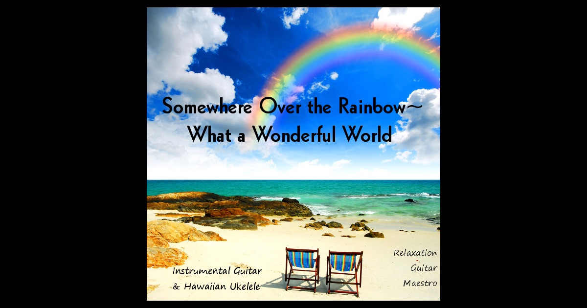 somewhere over the rainbow Somewhere over the rainbow lyrics: somewhere over the rainbow way up high, there's a land that i heard of once in a lullaby somewhere over the rainbow skies are blue, and the dreams that you dare to dream really do com.