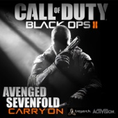 Carry On (Call of Duty: Black Ops II Version) - Single cover art