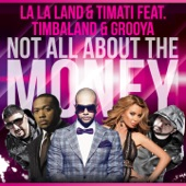 Not All About the Money (Remixes) [feat. Timbaland & Grooya] - EP