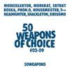 50 Weapons of Choice #2-9 ジャケット写真