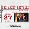 FestivaLink presents The Avett Brothers at MerleFest 4 27 06