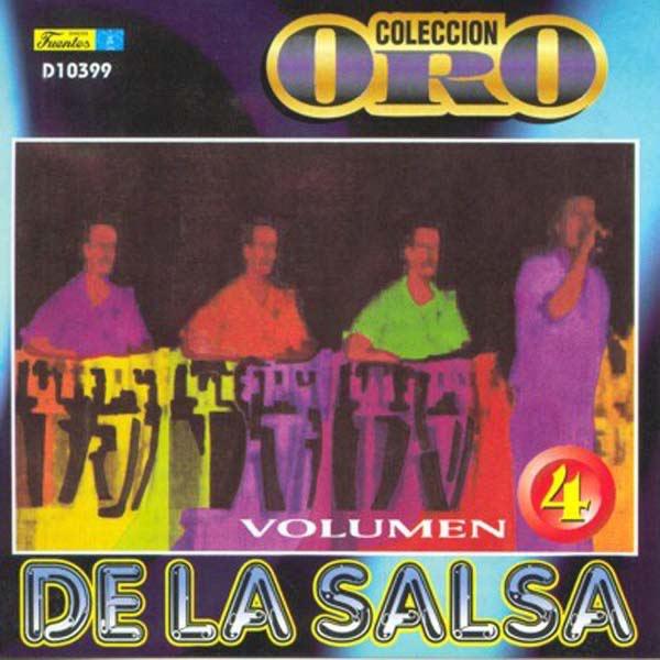 Various - Colección Oro De La Salsa Volumen 10