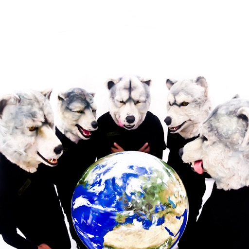 MASH UP THE WORLD / MAN WITH A MISSION