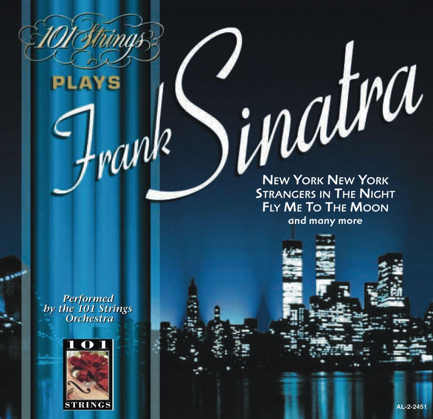 frank sinatra strangers in the night album