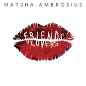Marsha Ambrosius - Friends & Lovers  artwork