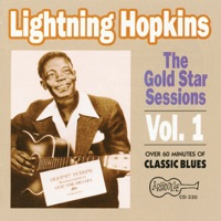 Picture of The Gold Star Sessions, Vol. 1 by Lightnin' Hopkins