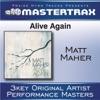Alive Again (Performance Tracks)
