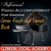 Green Finch and Linnet Bird ('Sweeney Todd' Piano Accompaniment) [Professional Karaoke Backing Track]