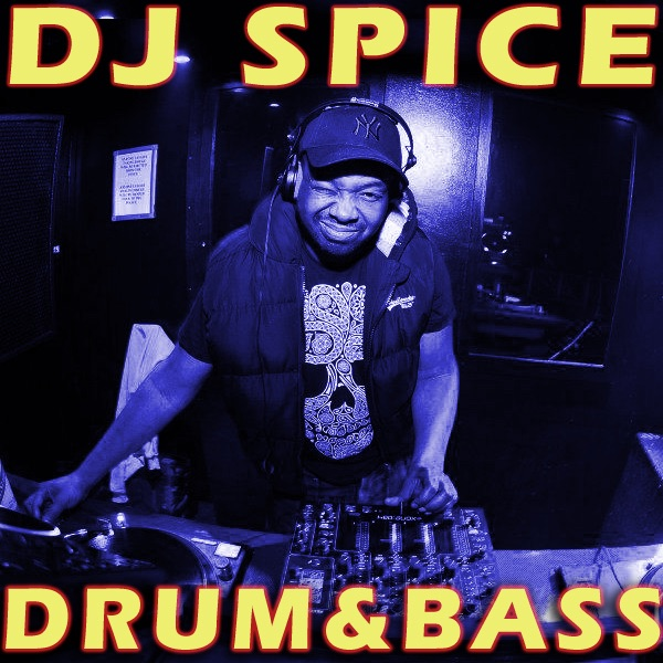 Dj Spice Drum and Bass and Jungle Podcast