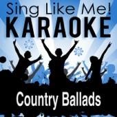My Elusive Dreams (Karaoke Version) [Originally Performed By Charlie Rich]