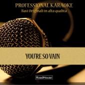 You're so vain (Instrumental version)