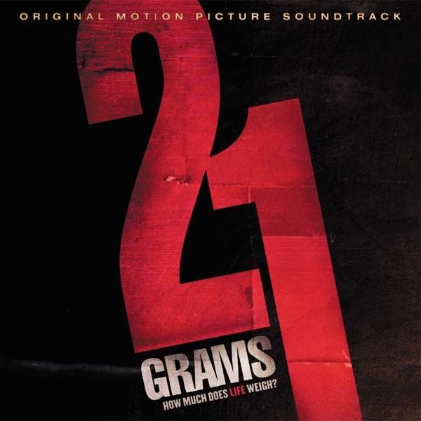 21 Grams Original Motion Picture Soundtrack Gustavo Santaolalla CD cover