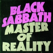 Master of Reality - Black Sabbath Cover Art