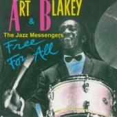 Art Blakey & The Jazz Messengers - Free for All artwork