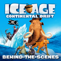 Podcast cover art for Ice Age: Continental Drift Behind-the-Scenes
