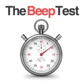The Beep Test: The Best 20 Metre & 15 Metre Bleep Test for Personal Fitness & Recruitment Practice to the Police, RAF, Army, Fire Brigade, Royal Air Force, Royal Navy & the Emergency Services - The Beep Test
