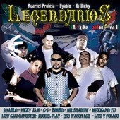 Legendarios - Rap & Regaetton, Vol. 1
