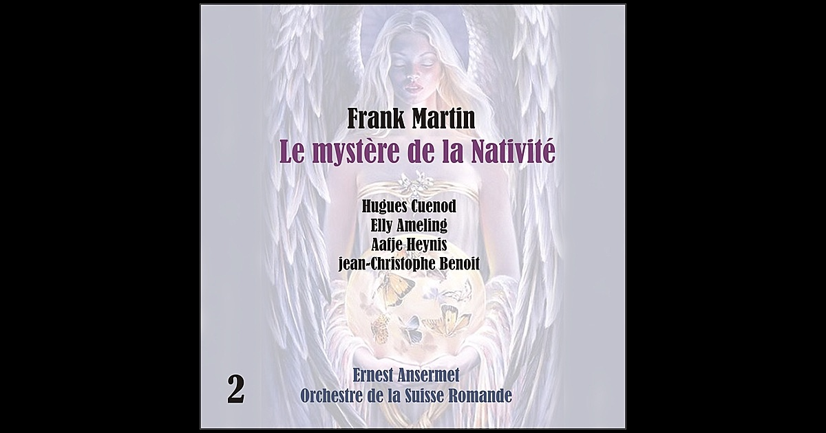 Martin Ansermet LOrchestre De La Suisse Romande Concerto For Seven Wind Instruments Timpani Percussi