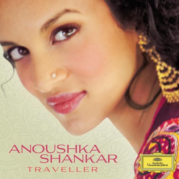 Traveller Anoushka Shankar CD cover
