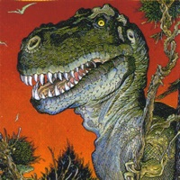 Picture of The Dinosaur Album by Barnes & Barnes