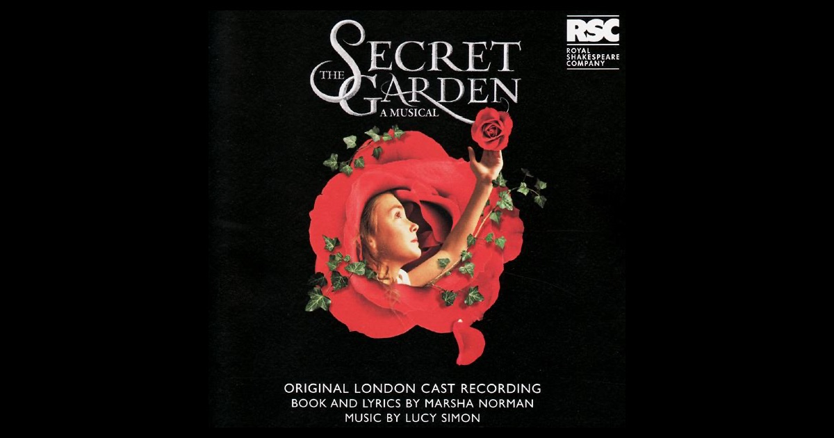 The Secret Garden Original London Cast Recording By The Secret Garden Original London Cast