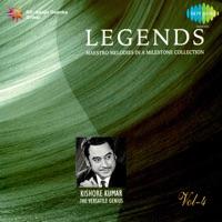 Legends: Kishore Kumar - The Versatile Genius, Vol