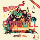 We Are One (Ole Ola) [The Official 2014 FIFA World Cup Song] [feat. Jennifer Lopez & Cláudia Leitte] [Olodum Mix] - Single