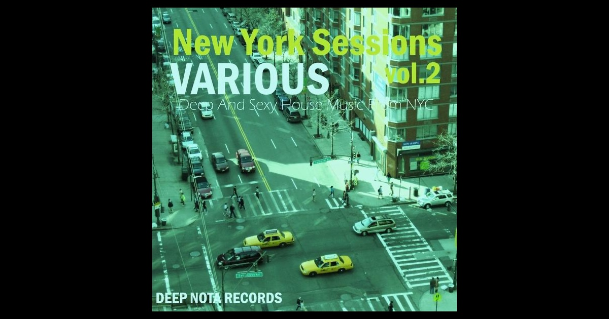Sexy deep house music direct from new york