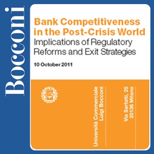 Bank  Competitiveness in the Post-Crisis World