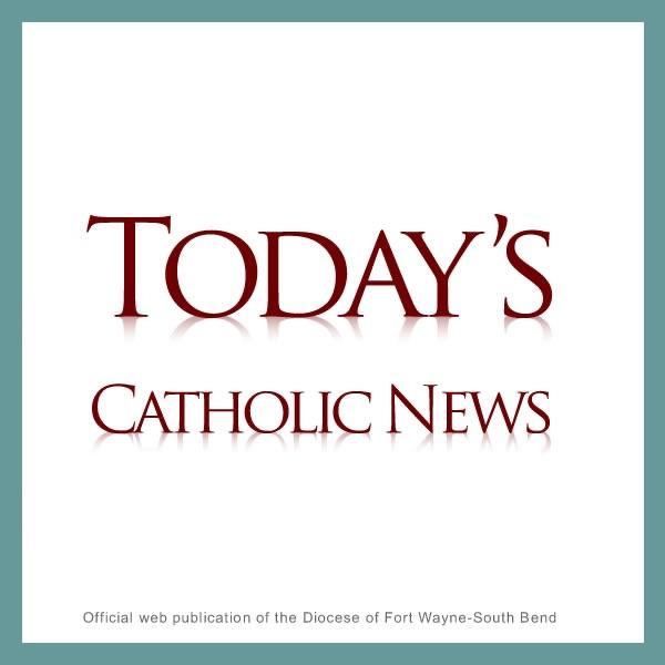 Today's Catholic News