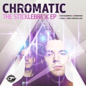 The Sticklebrick - EP cover art
