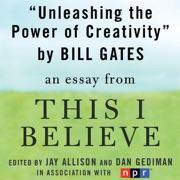 npr i believe essays